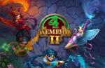 iOS игра 4 Элемента II / 4 Elements II
