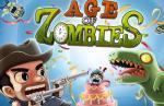 iOS игра Век зомби / Age of Zombies