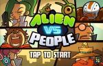 iOS игра Пришельцы против Человечества / ALIEN VS PEOPLE