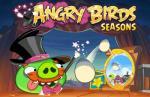 iOS игра Злые Птички. Сезоны - Абра-Ка-Бекон! / Angry Birds Seasons - Abra-Ca-Bacon!