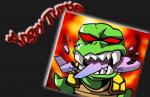 iOS игра Злая черепаха / Angry Turtle