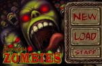 iOS игра Злой зомби / Angry Zombies