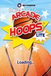 iOS игра Баскетбольное кольцо / Arcade Hoops Basketball
