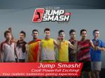 iOS игра Бадминтон. Прыгай и бей / Badminton: Jump Smash