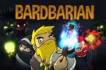 iOS игра Варвар-металлист / Bardbarian