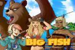iOS игра Большая рыба / Big fish