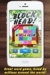 iOS игра Балда Онлайн / Blockhead Online