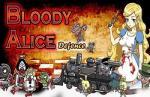iOS игра Королева Червей против Алисы / Bloody Alice Defense