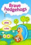 iOS игра Отважные Ежики / Brave Hedgehogs