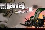 iOS игра Жуки герои: Поиски приключений / Bug heroes: Quest