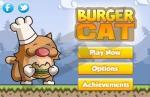 iOS игра Бургер Кот / Burger Cat
