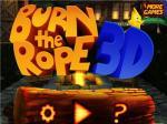 iOS игра Сожги Веревку / Burn the Rope 3D
