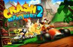 iOS игра Разрушительный Картинг с Бандикутами 2 / Crash Bandicoot Nitro Kart 2