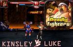 iOS игра Смертельный файтинг / Deadly Fighter Multiplayer