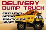 iOS игра Перевозка самосвала / Delivery DumpTruck
