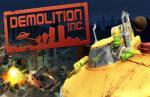 iOS игра Разрушительная Корпорация / Demolition Inc