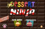 iOS игра Десерт Ниндзя / Dessert Ninja