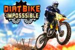 iOS игра Невыполнимый грязный мотокросс / Dirt bike impossible
