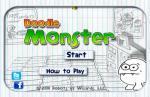 iOS игра Рисованный монстр / Doodle Monster