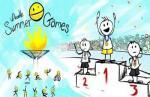 iOS игра Летние игры-каракули / Doodle Summer Games