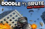 iOS игра Дудл армия против монстра / Doodle vs Brute: World Domination