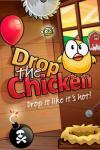 iOS игра Катапультируй цыплёнка! / Drop The Chicken