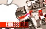iOS игра Бесконечная дорога / Endless Road