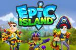 iOS игра Эпический остров / Epic island