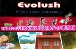 iOS игра Путешествие Эволюции / Evolush: Evolution Journey