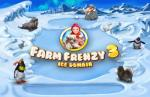 iOS игра Веселая ферма 3 — Ледниковая эра / Farm Frenzy 3 – Ice Domain