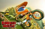 iOS игра Бесстрашные колёса / Fearless Wheels