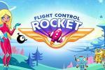 iOS игра Управление полётом ракеты / Flight control rocket