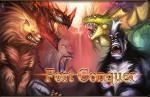 iOS игра Завоевание форта / Fort Conquer