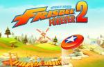 iOS игра Фрисби навсегда 2 / Frisbee Forever 2