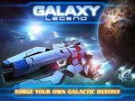 iOS игра Легенда Галактики / Galaxy Legend