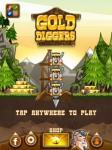iOS игра Добывая золото / Gold Diggers