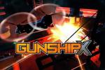iOS игра Боевой вертолет X / Gunship X