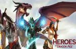 iOS игра Герои Эпохи Драконов / Heroes of Dragon Age: Founders Edition