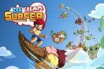 iOS игра Сёрфер на мороженном / Ice cream surfer
