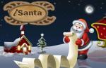 iOS игра я Дед Мороз / iSanta
