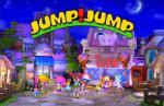 iOS игра Попрыгучик / JUMP!JUMP!3D
