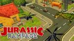 iOS игра Буйство Юрского периода / Jurassic rampage