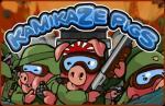 iOS игра Свиньи Камикадзэ / Kamikaze Pigs