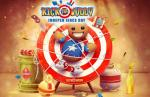 iOS игра Ударь друга: День независимости / Kick the Buddy Independence Day