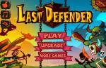 iOS игра Заключительная оборона / Last Defender