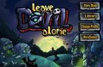 iOS игра Защити дьявола / Leave Devil alone