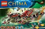 iOS игра ЛЕГО Легенды Чимы: Водитель лихач / LEGO Legends of Chima: Speedorz