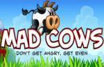 iOS игра Сумасшедшие Коровы / Mad Cows