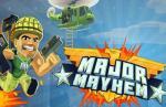 iOS игра Майор Драчун / Major Mayhem