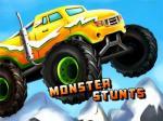 iOS игра Трюки автомонстров / Monster stunts
